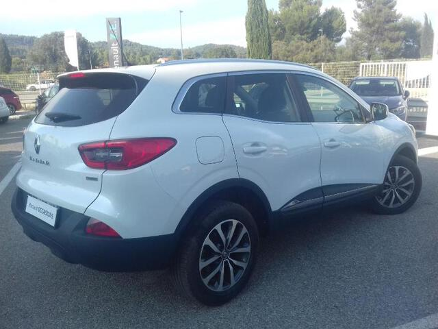 KADJAR Business BLANC NACRE