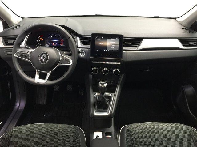 Inside Captur Diesel  Negro Brillante con