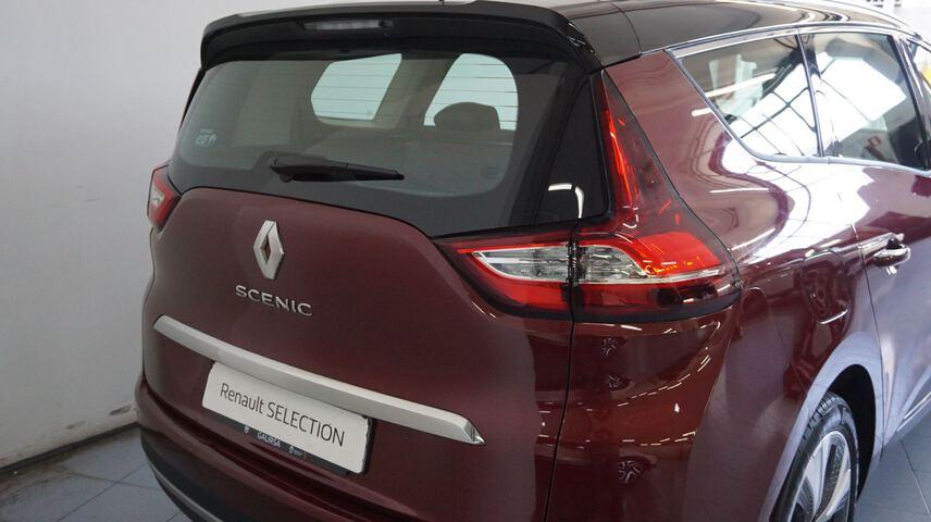 Outside  Grand SCENIC  Carrocería Rojo Car