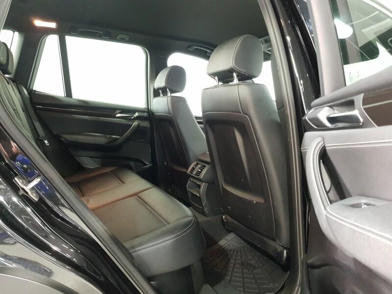 Inside X3 F25 Diesel  Negro