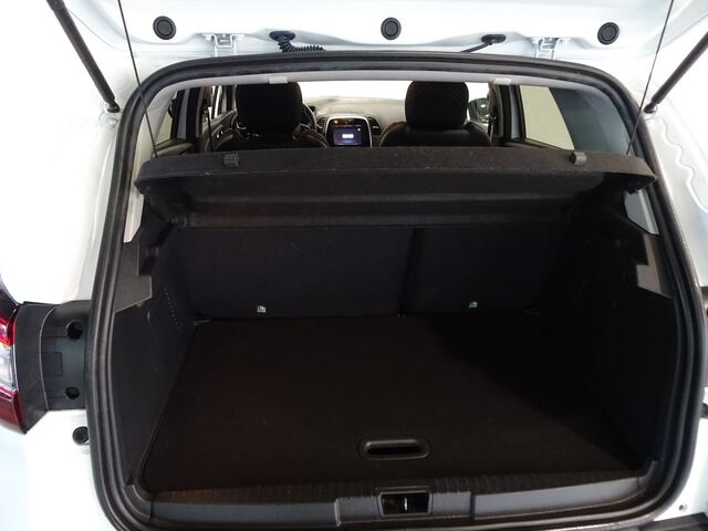 Inside Captur Diesel  Blanco Nacarado