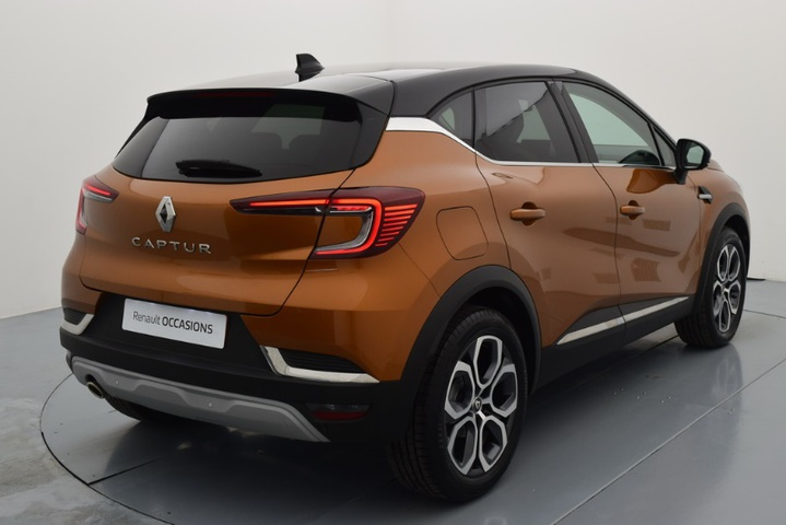 CAPTUR Intens ORANGE EPY + NOIR GN