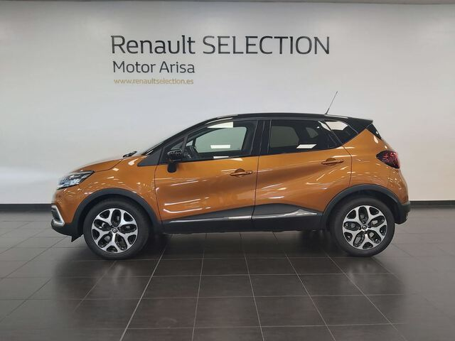 Outside Captur  Naranja Atakama/Tech