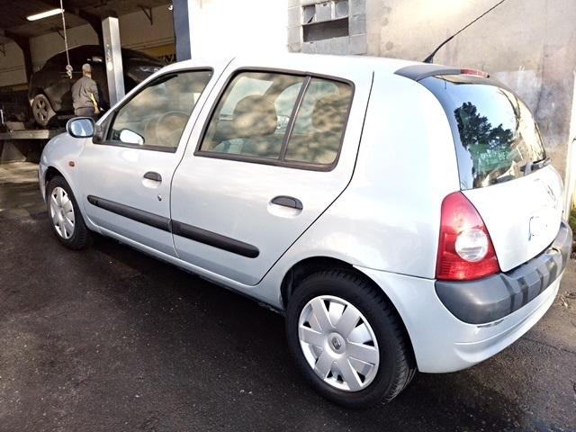 CLIO Privilège gris platine