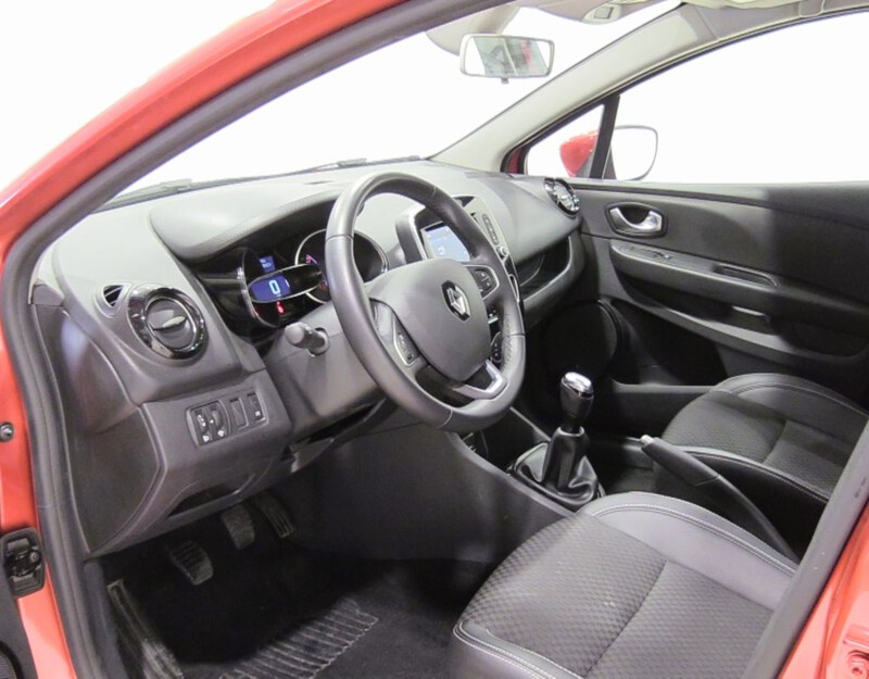 Inside Clio  Rojo Intenso