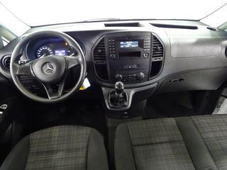 Inside Vito Combi Diesel  Blanco puro