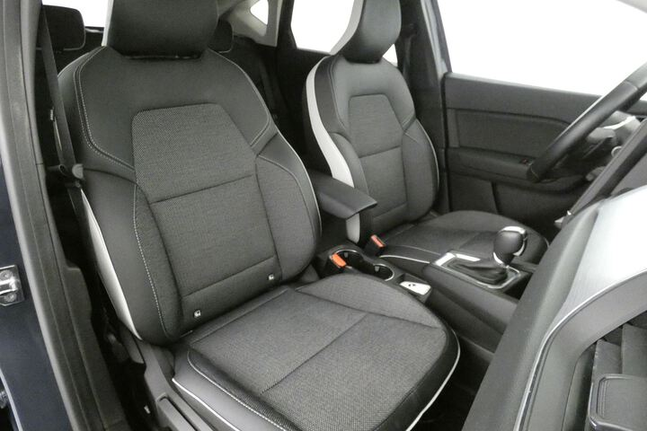 Inside Captur Diesel  Azul Volga Techo Neg