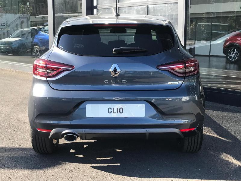 CLIO RS Line GRIS TITANIUM