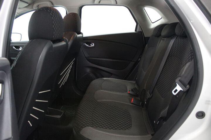 Inside Captur Diesel  Amarillo