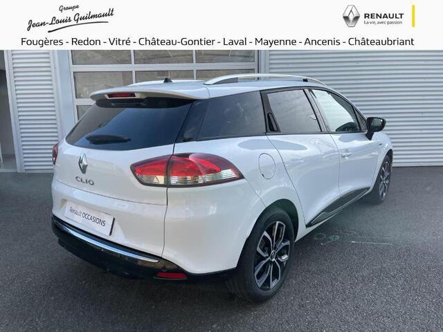 CLIO Limited TEINTE CAISSE BLANC