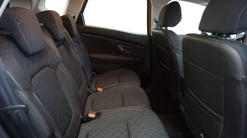 Inside Scénic Diesel  Amarillo Miel/Techo