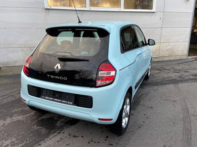 Extérieur Twingo  bleu