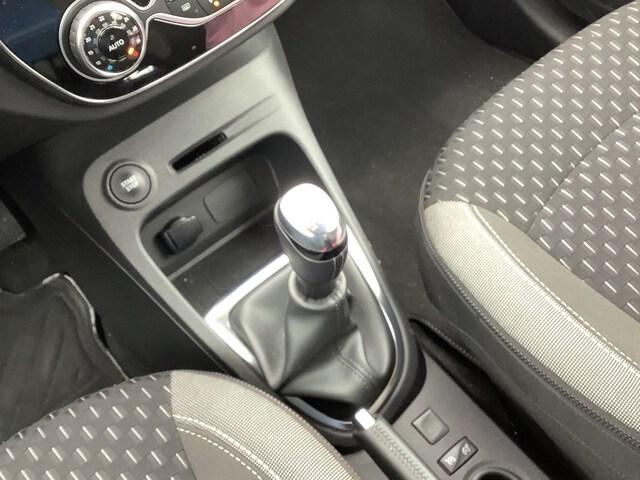 Inside Captur Diesel  Ázul Ocean