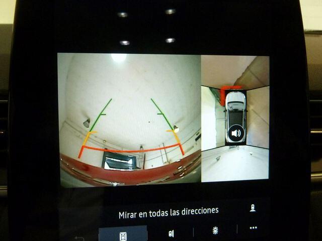 Inside Captur  Rojo Deseo con techo