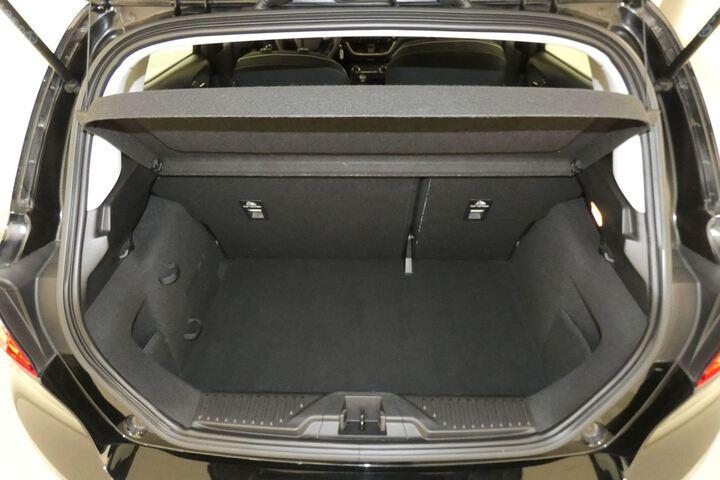 Inside Fiesta Diesel  Negro Agate