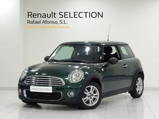 Mini R55 Clubman Diesel  British Racing Green