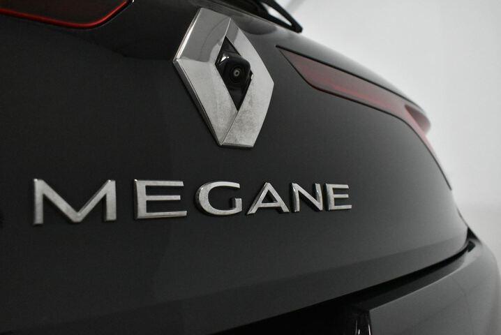 Outside Mégane  Negro