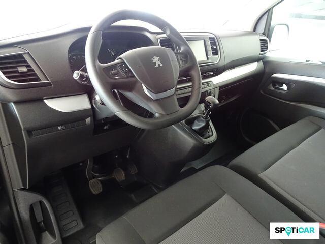 Inside Traveller Diesel  Negro Onyx