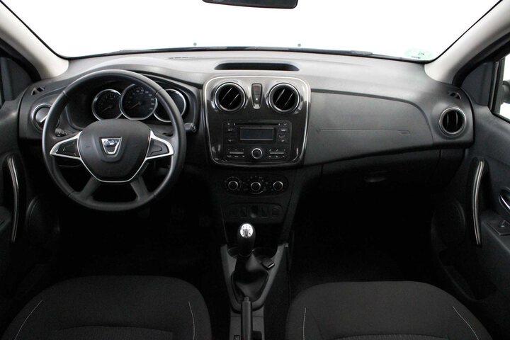 Inside Sandero Diesel  Azul Marino