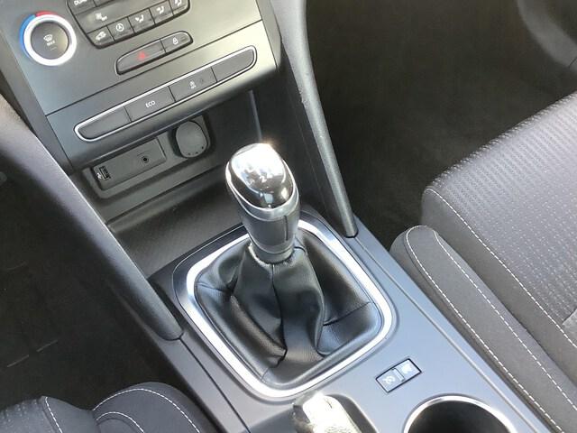 Inside Mégane Sport Tourer Diesel  Beige