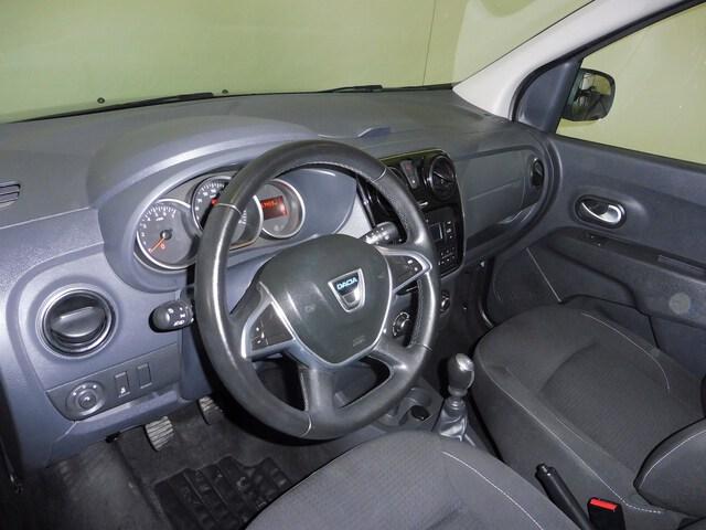 Inside Lodgy Diesel  GRIS OSCURO