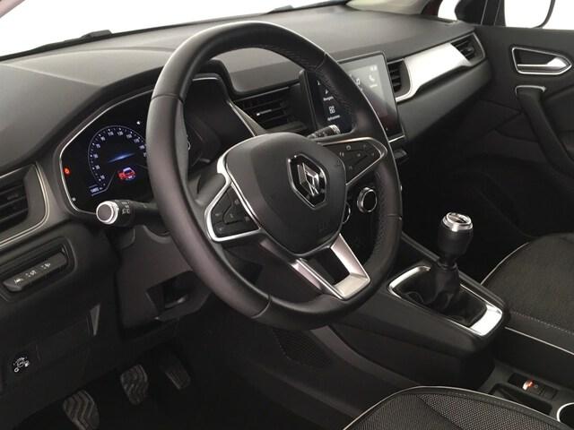 Inside Captur Gasolina/gas  Rojo Deseo con techo