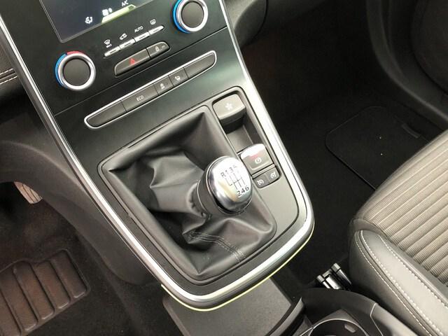 Inside Scénic Diesel  Beige