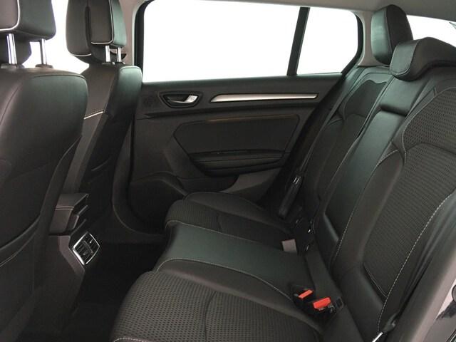 Inside Mégane Sport Tourer Diesel  Negro
