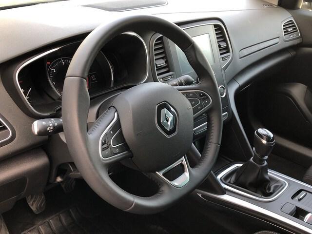Inside Mégane Diesel  Negro Brillante