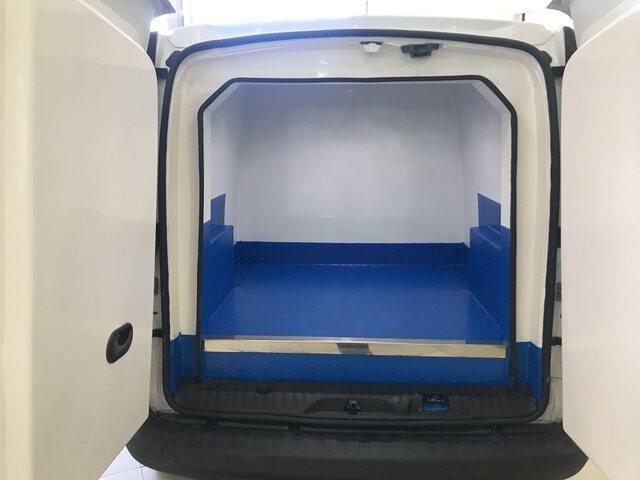 Inside Kangoo Combi Diesel  GRIS OSCURO