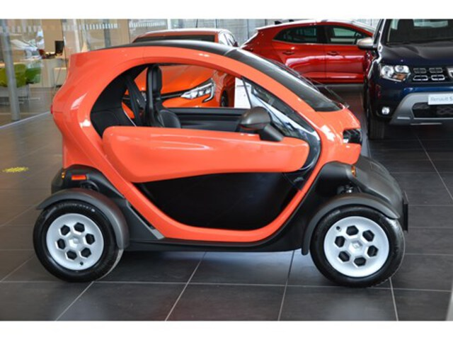 Exterieur Twizy  rood