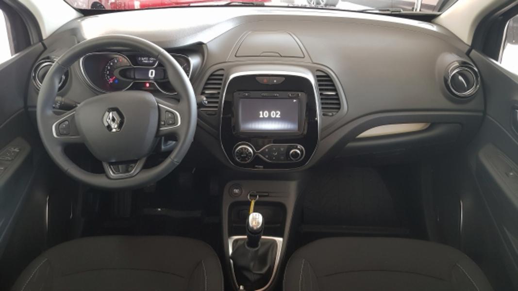 Außenausstattung CapturLimitedTCE90 Black-Pearl          schwarz