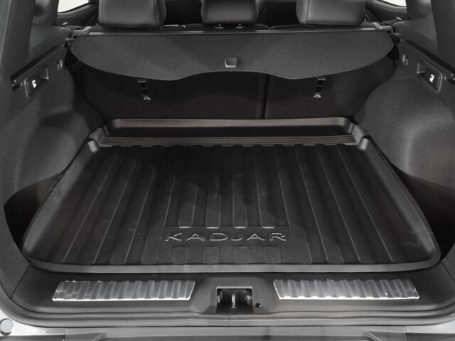 Inside Kadjar Diesel  Azul Rayo