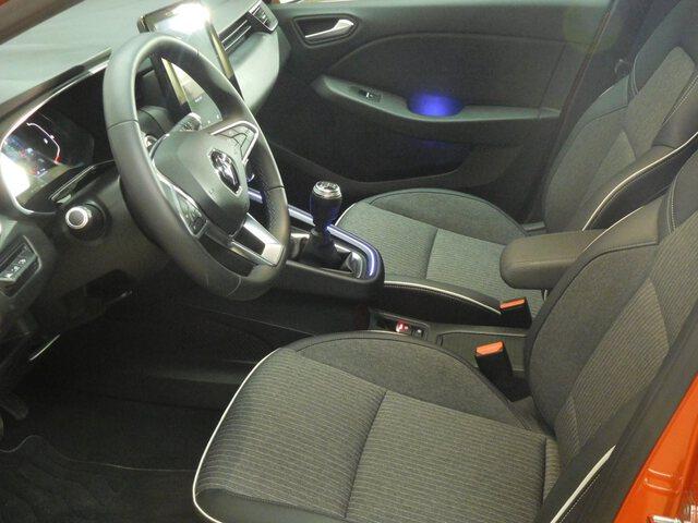 Inside  Nuevo CLIO  Naranja Valencia