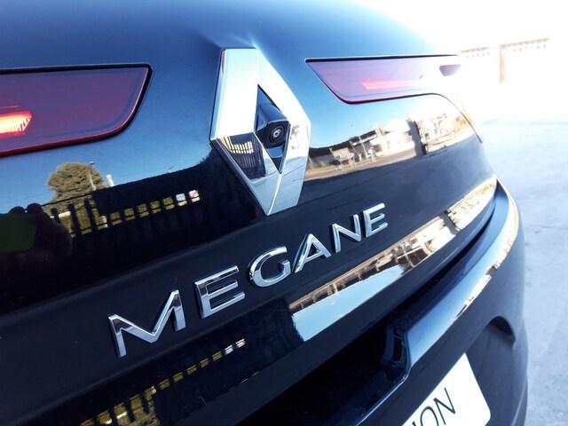 Outside Mégane Diesel  Negro