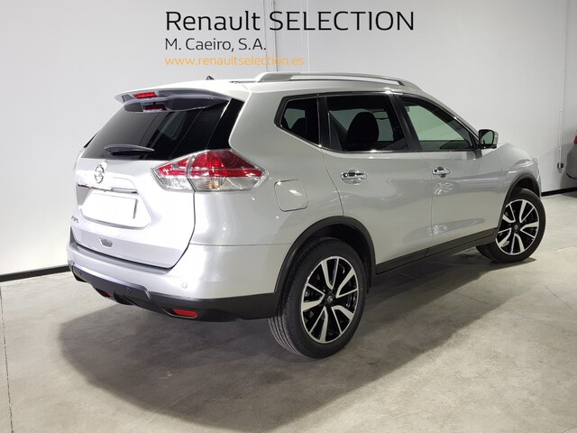 Outside X-Trail Diesel  Plata Tecno