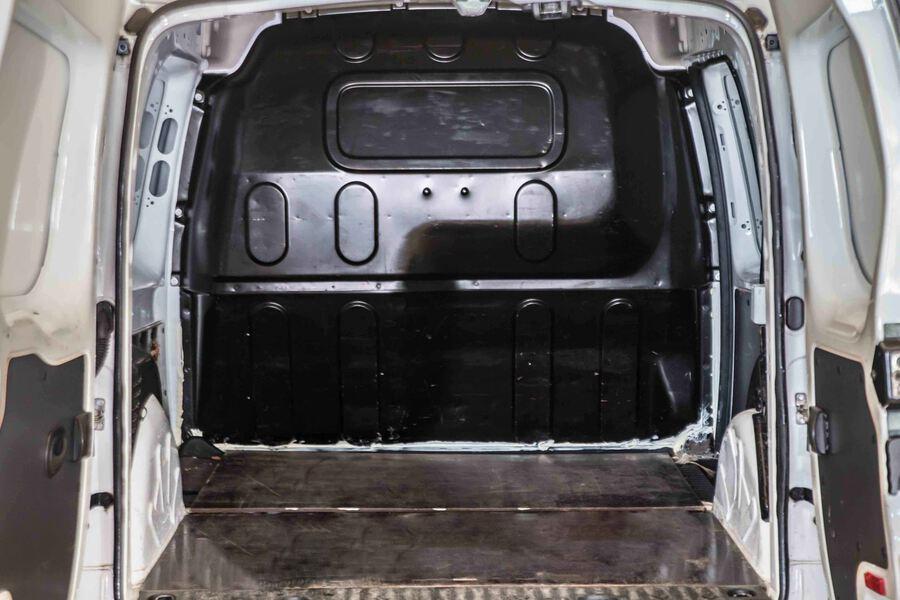 Inside Citan Furgón Diesel  Blanco ártico