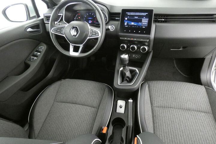 Inside Clio  Gris Plata
