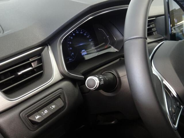 Inside Captur Diesel  Blanco Albatros con