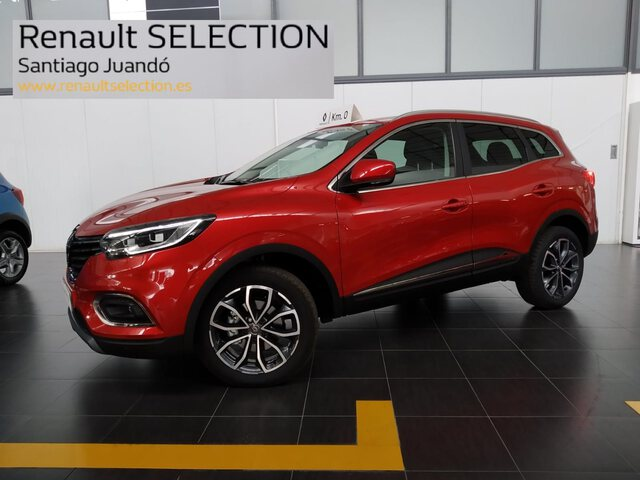 Kadjar Diesel  ROJO
