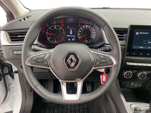 Inside Captur Diesel  Blanco Nacarado con