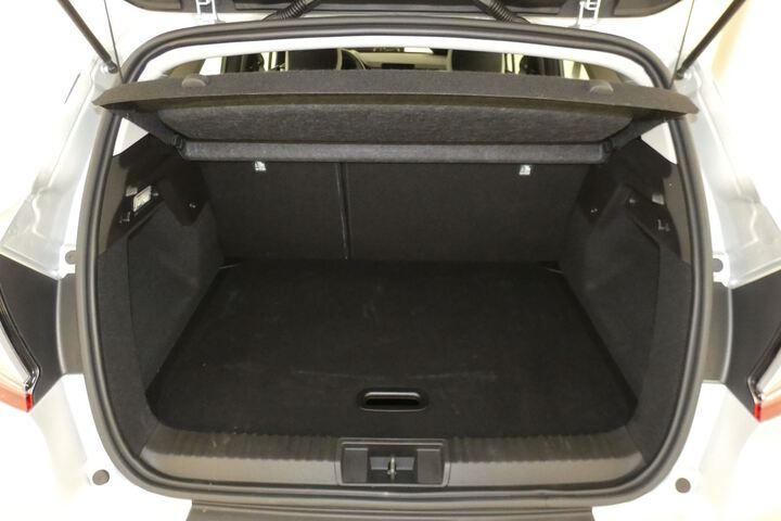 Inside Captur Diesel  Gris Highland
