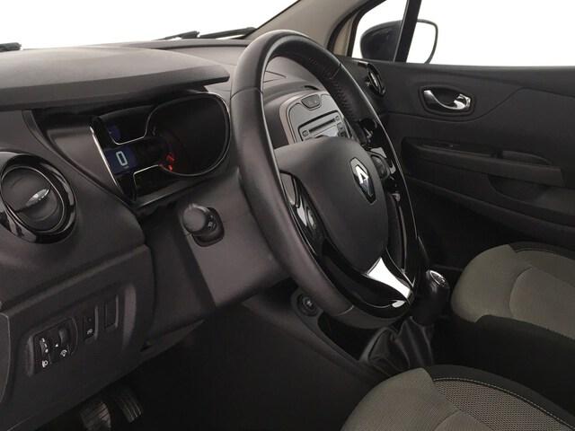 Inside Captur Diesel  Beige Ceniza