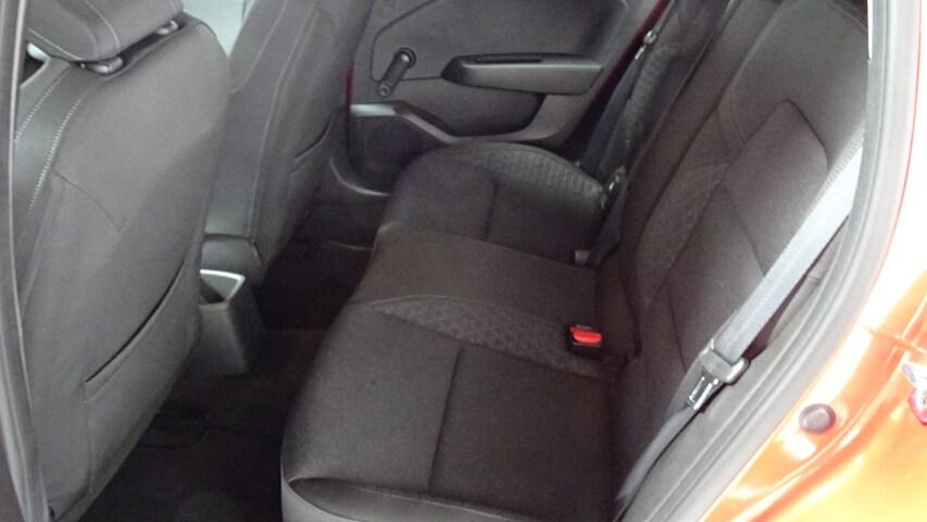 Inside Clio Diesel  ROJO