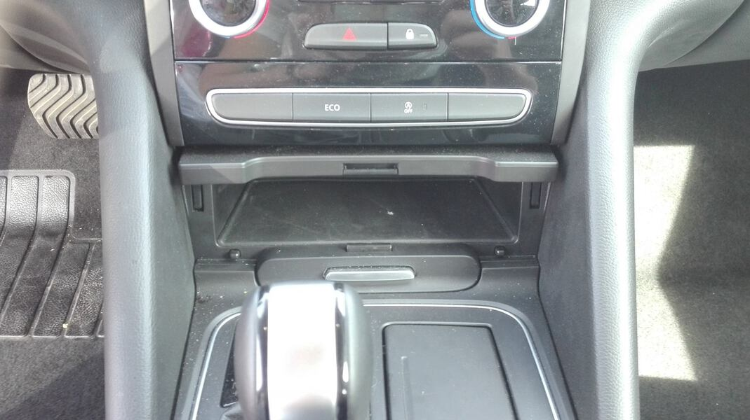 Inside Talisman Diesel  GRIS