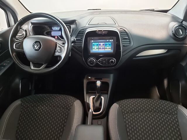 Inside Captur  Blanco Nacarado/Tech