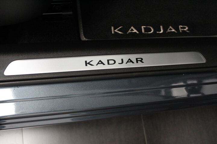 Inside Kadjar  Gris