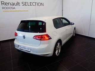 Outside Golf VII Diesel  Blanco Puro