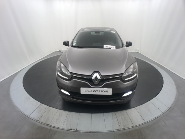 MÉGANE Limited GRIS CASSIOPEE
