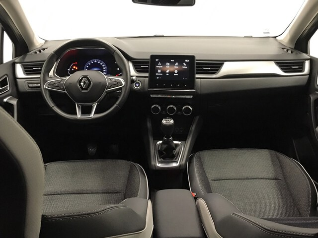 Inside Captur  Gris Casiopea / Tech
